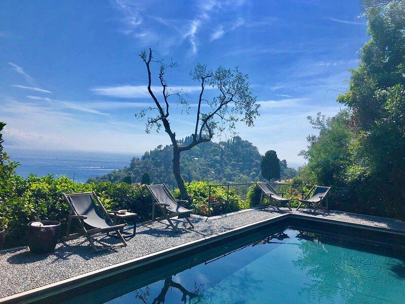 VILLA FRANCA by KlabHouse – Luxury 6 BDR w/Pool in Portofino, holiday rental in Portofino