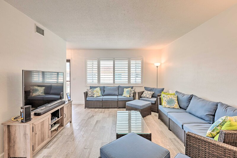 NEW! Ponce Inlet Condo w/ Beach & Pool Access! – semesterbostad i Ponce Inlet