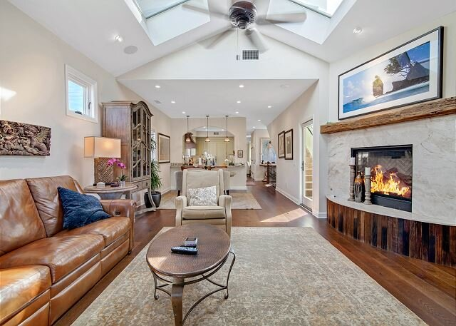 Ocean-View Dream | Rooftop Deck & Balcony with Fireplace | Garage & Elevator, vacation rental in Seal Beach