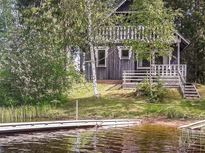 Piilopirtti, holiday rental in Tuusniemi