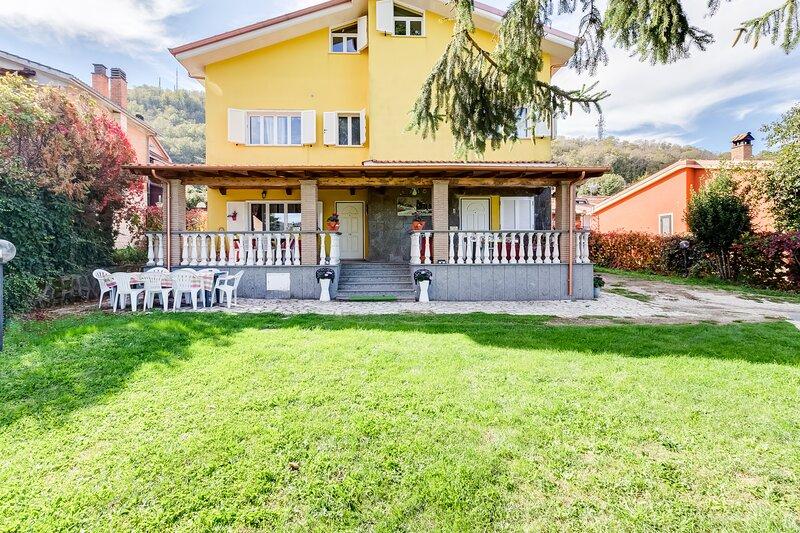 Le Tamerici in Rocca di Papa-2 appartamenti, vacation rental in Monte Compatri
