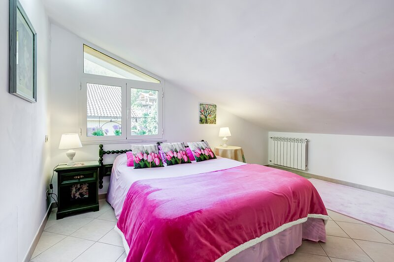 Appartamento Le Peonie-Villa Rocca di Papa, vacation rental in Rocca Priora