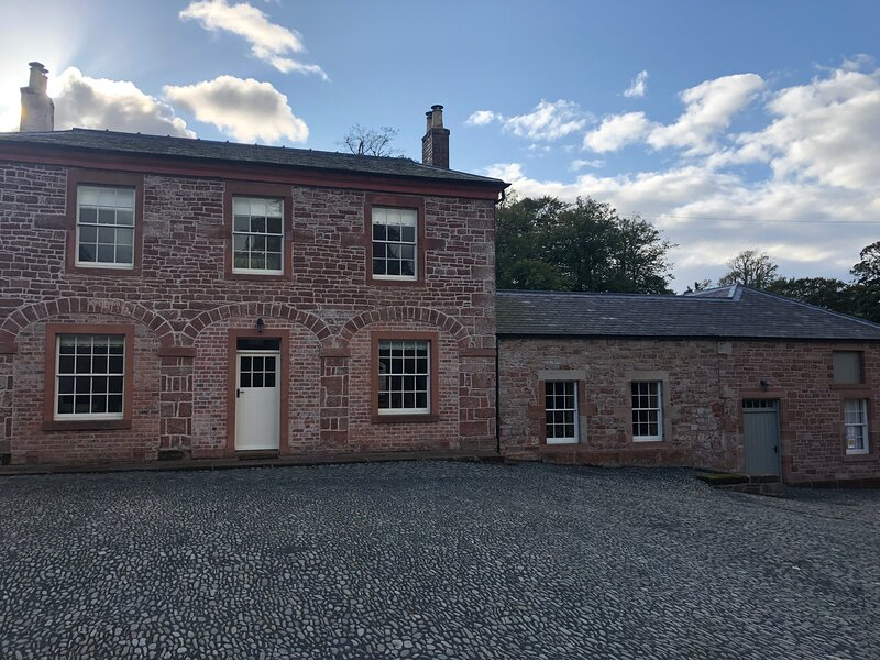 Netherby Hall - The Coach House, vacation rental in Longtown
