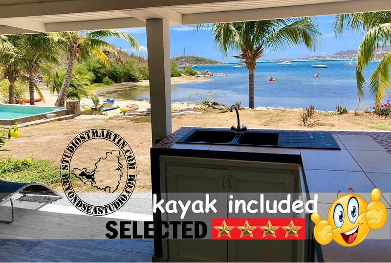 studio reserve naturelle, vacation rental in Saint-Martin
