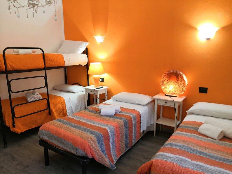 Appt.4 adulti e 2 bambini - Residenza Le Dimore, holiday rental in Bovolone