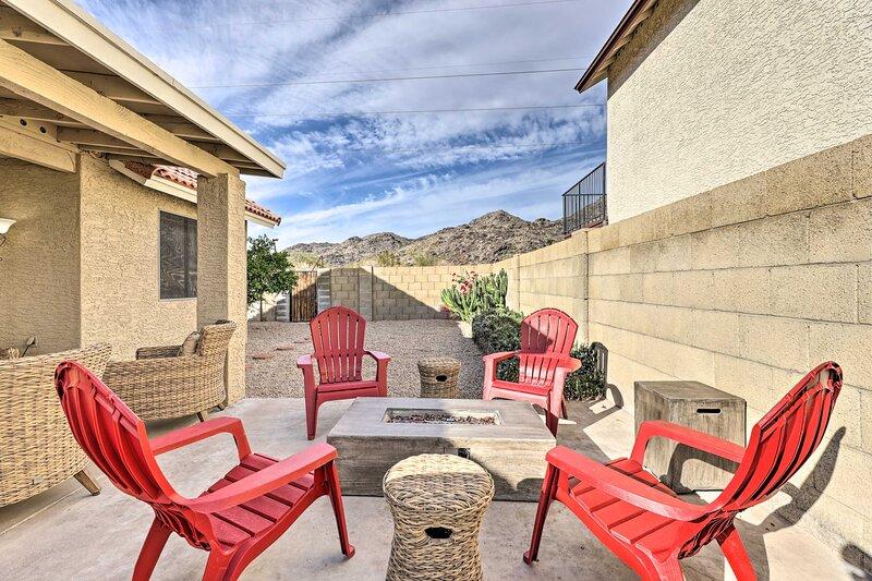 NEW! Phoenix Retreat w/ Access to South Mtn Park!, location de vacances à Guadalupe