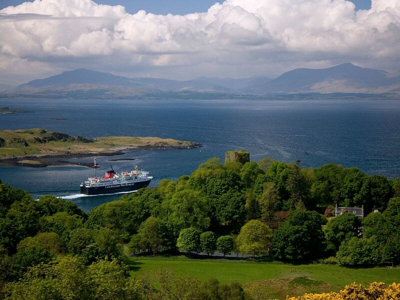 Staffa 5 - UK1427, vacation rental in Isle of Lismore
