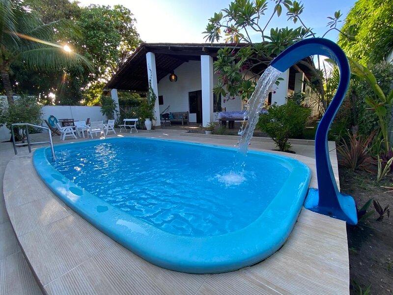Lugar inesquecível  na praia de sonho verde, holiday rental in State of Alagoas