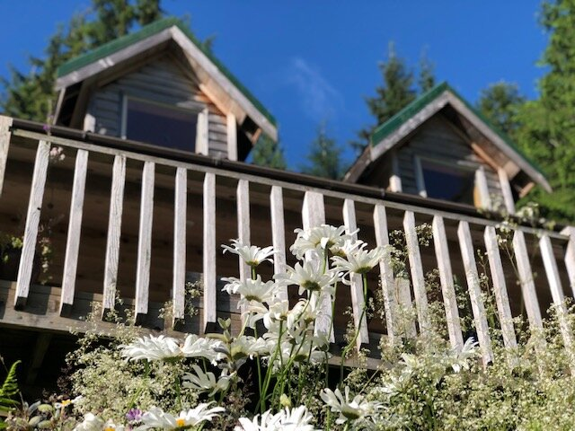 Shoal Bay Raven Cottage, vakantiewoning in Campbell River