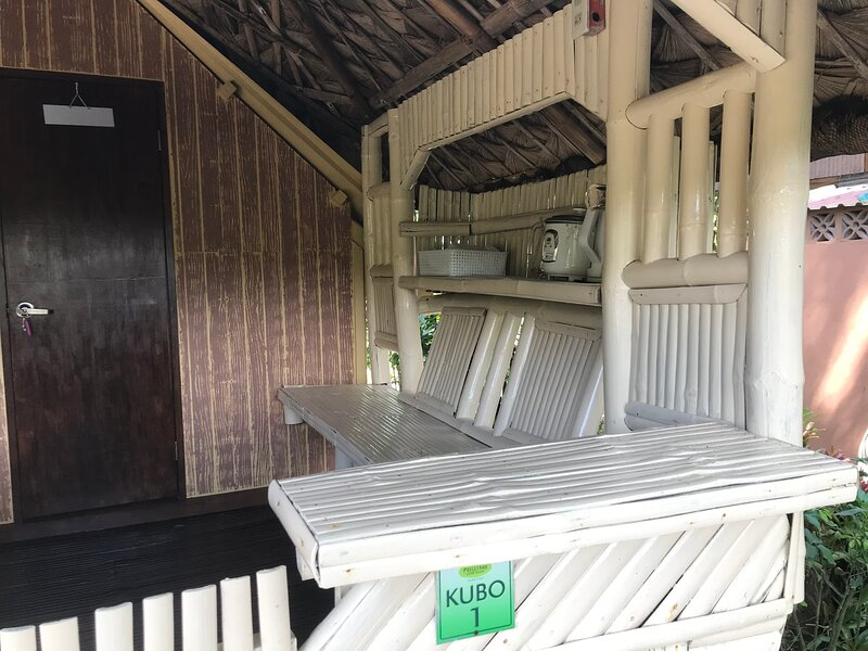 Felicitas Tagaytay Kubo Room #1, vacation rental in Laurel
