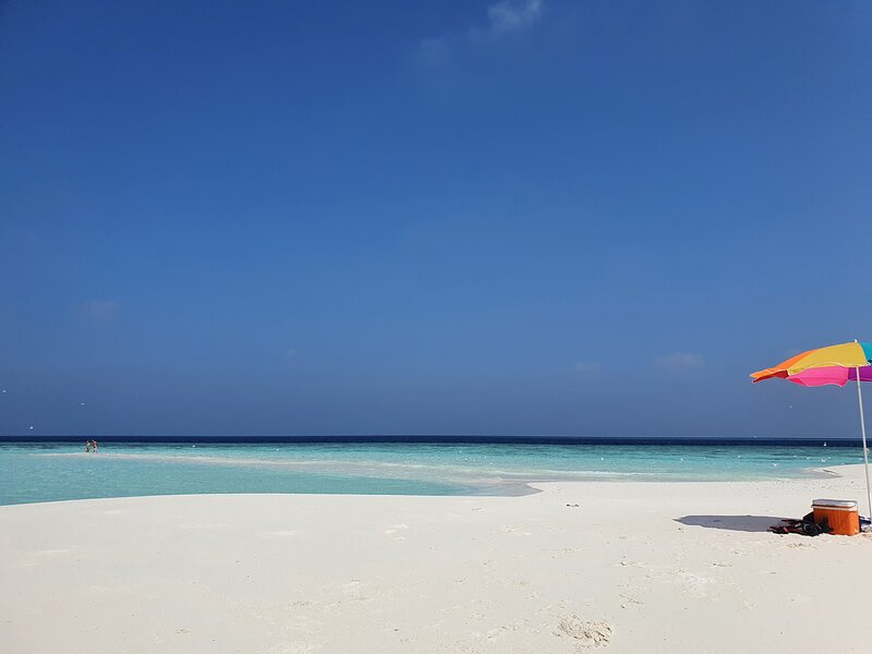Arianna Dhangethi, holiday rental in Maldives