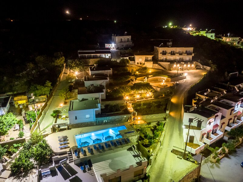 Sunrise studio, casa vacanza a Agios Nikolaos