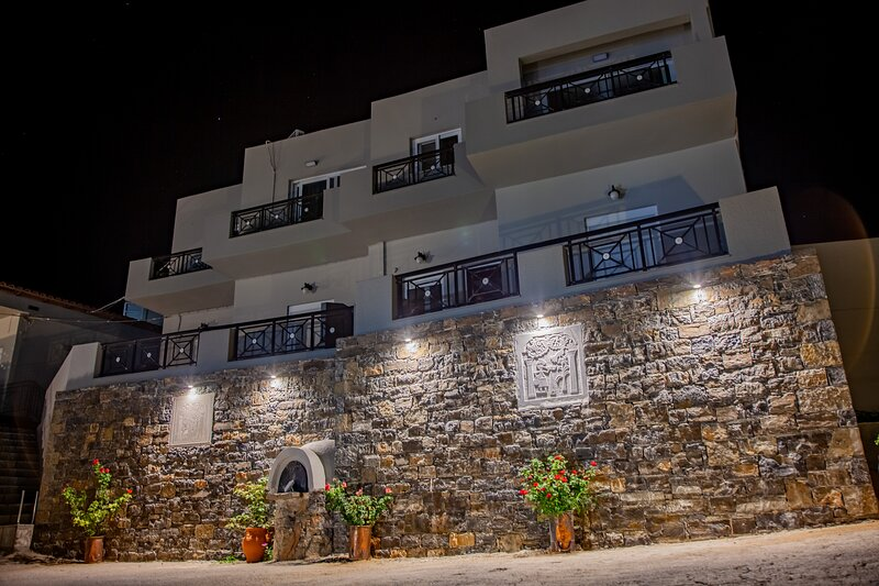 Sea & Valley view apts, holiday rental in Prina