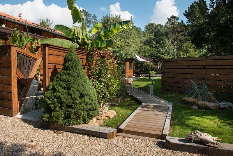 Villa Jack's Lodge, location de vacances à Landes