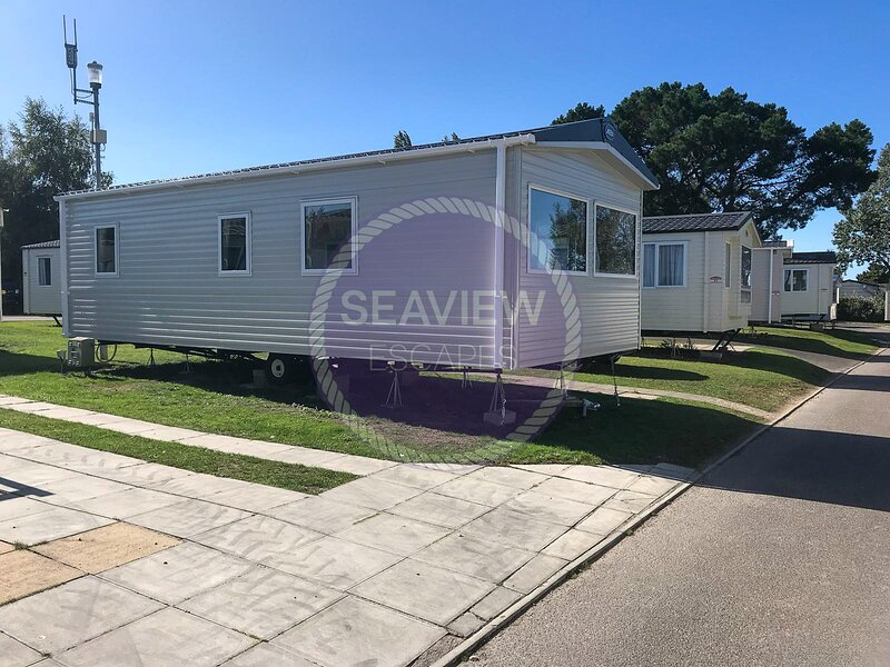 36 Orchard Bank, Rockley Park, Poole, Dorset, location de vacances à Sandford