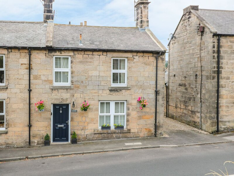 Coopers Cottage, Rothbury, holiday rental in Northumberland National Park