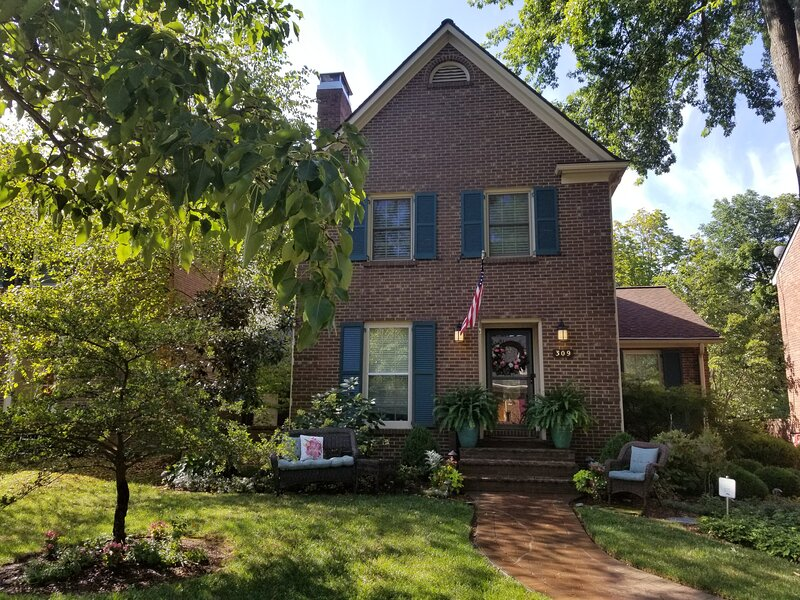 The Mint Julep House, holiday rental in Nicholasville