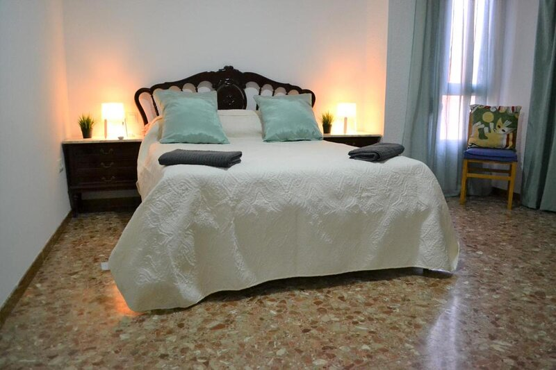 1 bedroom Apartment with Gallery Balcony Free Netflix, air conditioning, holiday rental in Gata de Gorgos