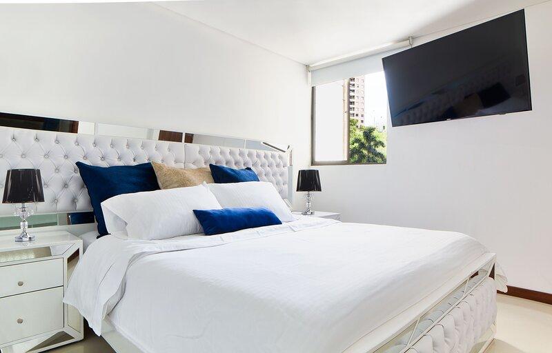 Comodo y lindo apartamento con excelente ubicación, vacation rental in Itagui