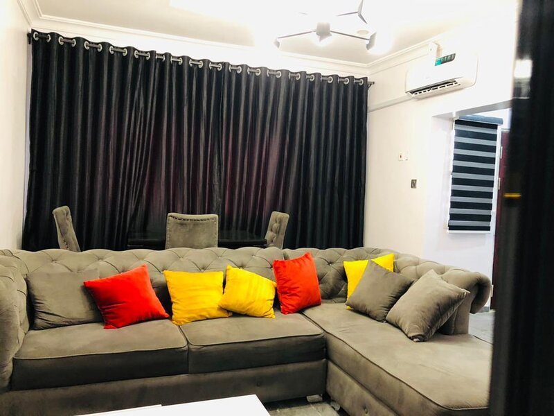 3 bedroom luxury duplex, location de vacances à Lekki