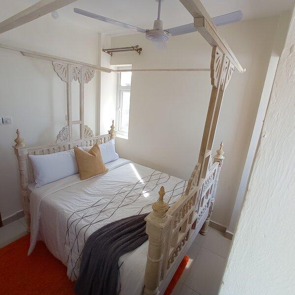 Quiet & comfortable 1 bedroom apartment | Nyali Cinemax, location de vacances à Shanzu
