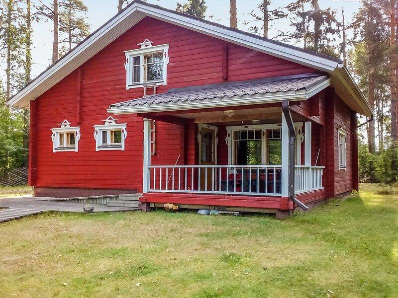 Vaahtera, holiday rental in Tuusniemi