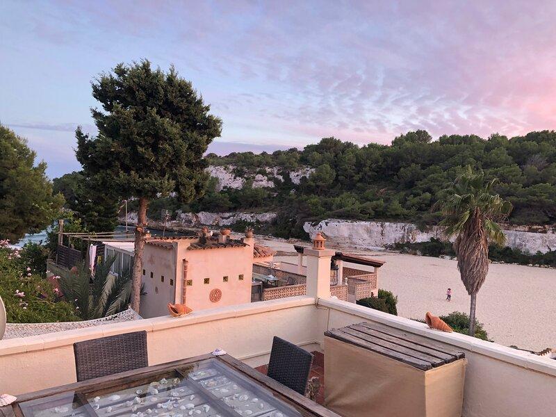 Beachhouse Caracol Cala Romantica, vacation rental in Cala Mandia