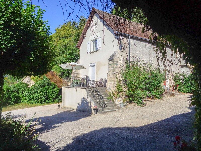 Le Clos des Livaudières, holiday rental in Chissay-en-Touraine