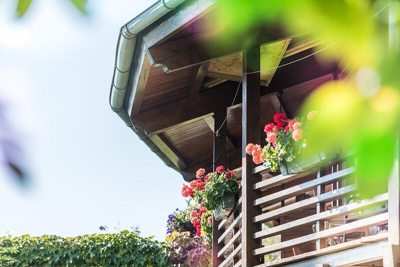 Ferienwohungen am Vomperberg 'Hochnissl top 1', holiday rental in Kolsassberg