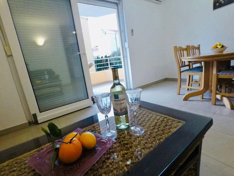 Two bedroom apartment near the beach (Nedo), vacation rental in Kozino