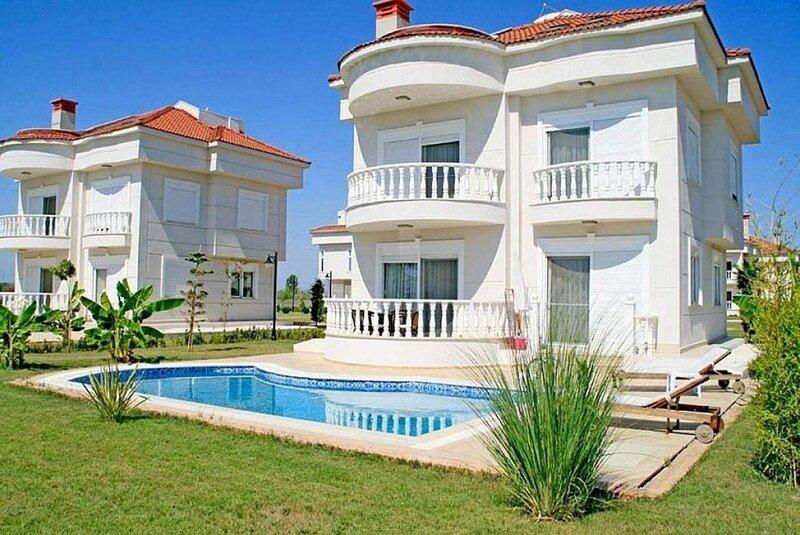 BlueHomes 4 Yatak Odalı Villa (M), vacation rental in Kadriye