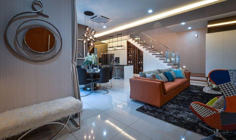 Luxury House in Seremban , Negeri Sembilan, alquiler vacacional en Kuala Klawang