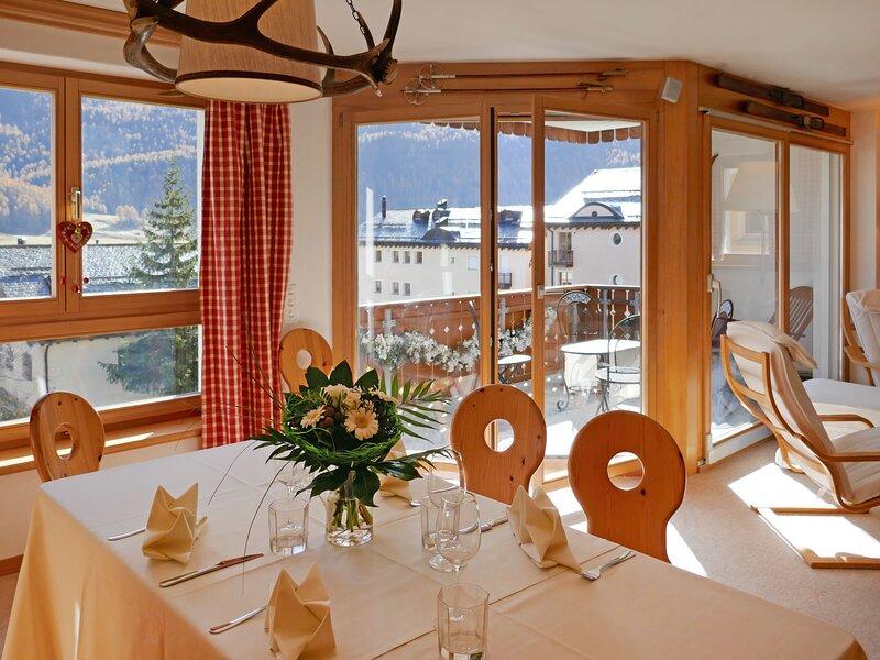 Chesa Dal Luf B6, holiday rental in Silvaplana