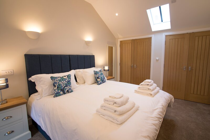 Netherby Hall - Grooms' Quarters Apartment, alquiler vacacional en Gretna Green