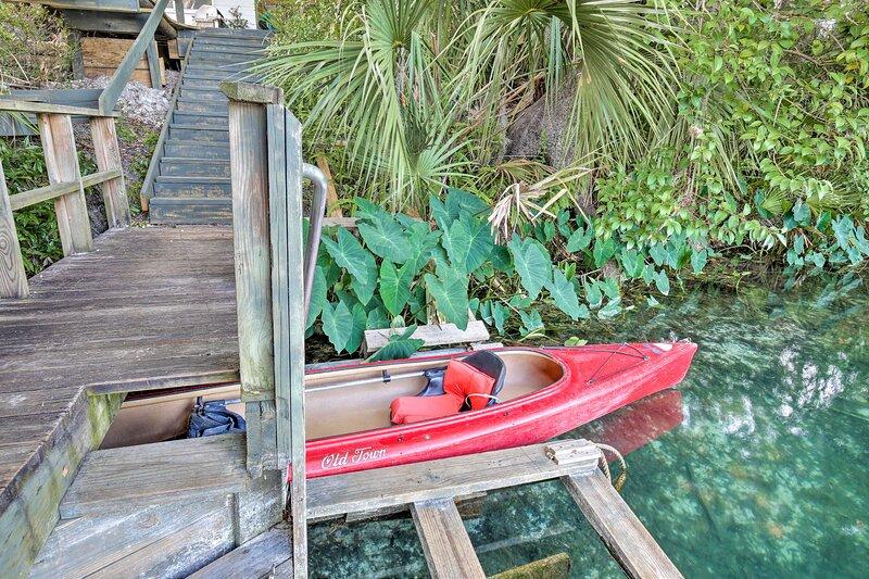 Kayak Ramp