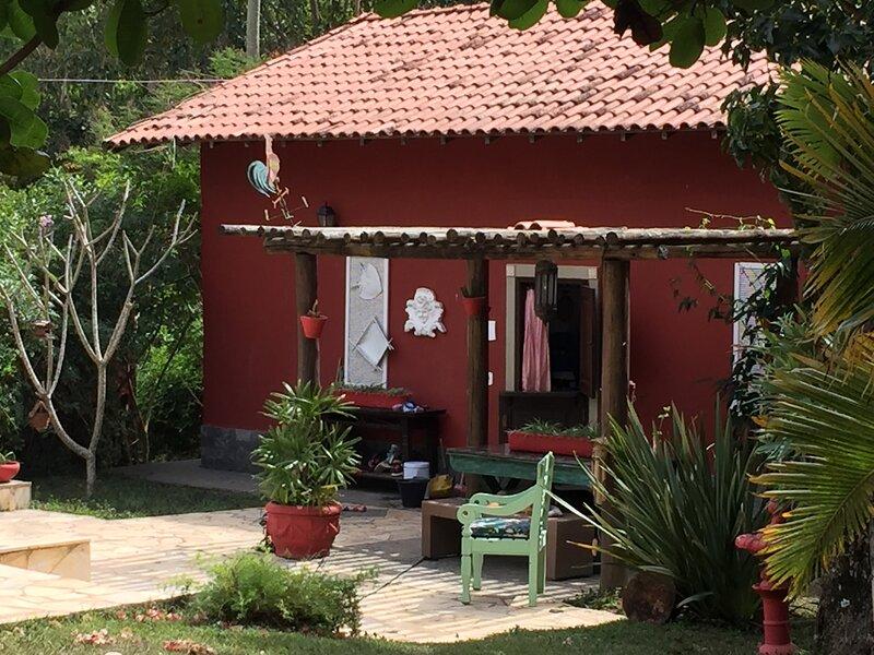 Vila Maria - Linda Casa de Campo Secretario/Paty/Itaipava/Miguel Perreira, location de vacances à Araras