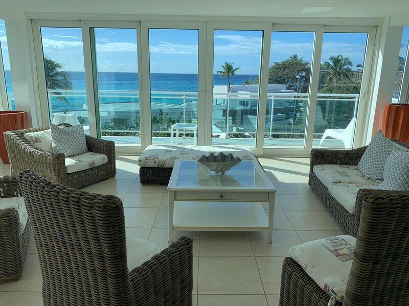 Amazing Ocean View 2B/2B Apt. 301C, aluguéis de temporada em Boca Chica