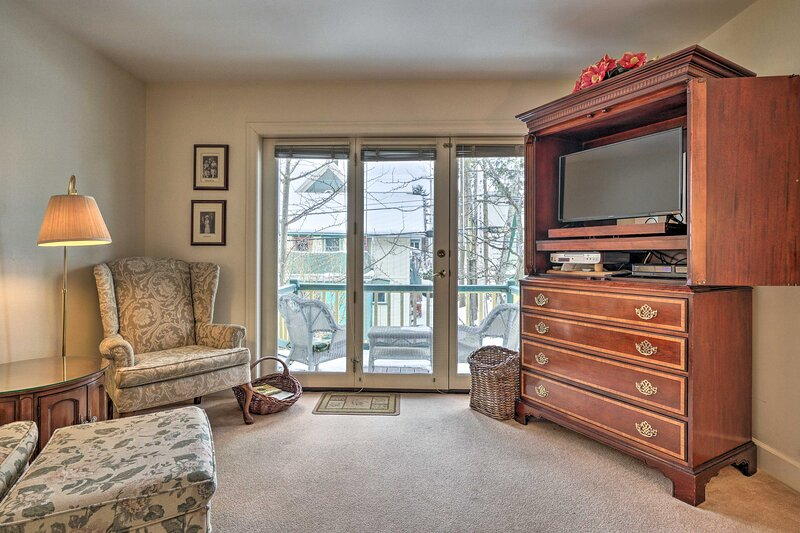 NEW! Efficiency Studio Condo near Chautauqua Lake!, holiday rental in Maple Springs
