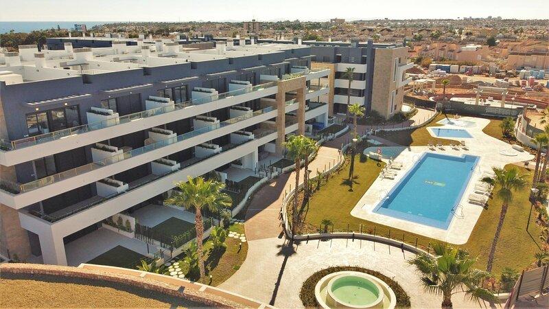 VDE'123 Top apartment in Flamenca Village close to beach La Zenia Boulevard, alquiler vacacional en Playa Flamenca
