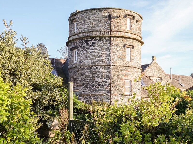 The Cider Tower, holiday rental in Kirkcudbright