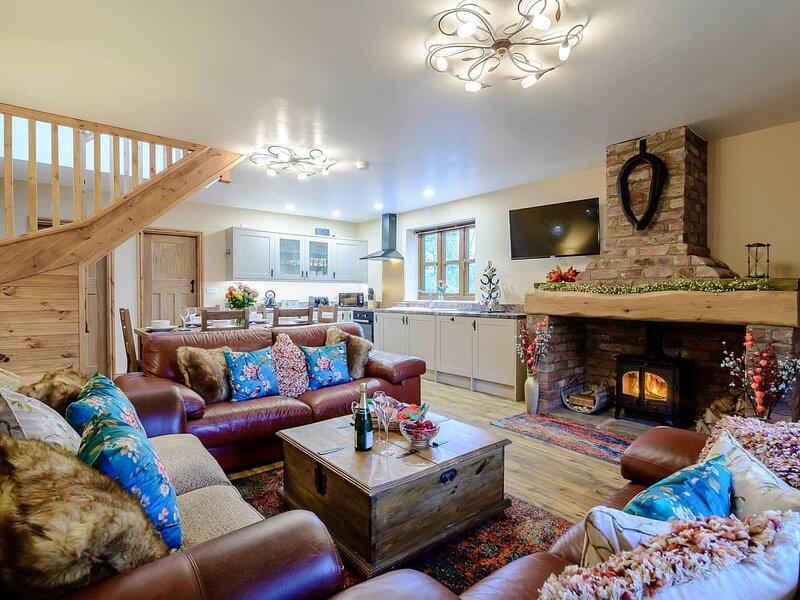 Farriers Lodge, location de vacances à Kilnwick