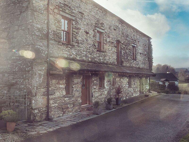 Stable End Cottage, casa vacanza a Backbarrow