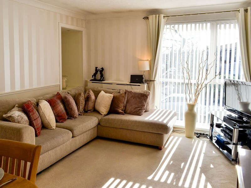 The Flat, holiday rental in Chester Moor
