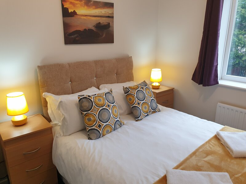South Shield's Hidden Gem Diamond House Sleeps 6 G, location de vacances à Tynemouth