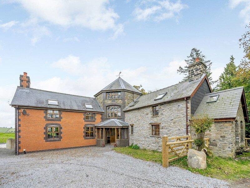 Nanthir House, aluguéis de temporada em Abbeycwmhir