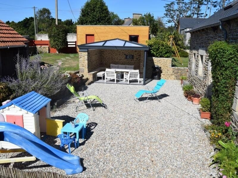 Les Falaises, holiday rental in Lanloup