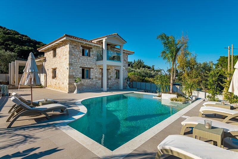 Conte Nobile Villa, a Rejuvenating Retreat, holiday rental in Vasilikos