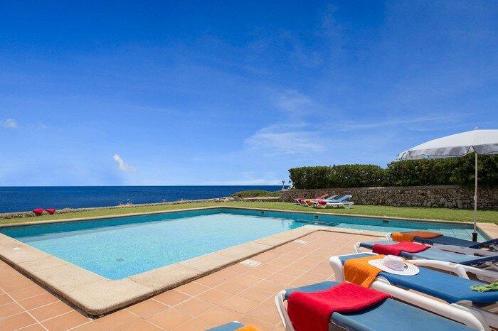 Algar seafront villa for 8 persons, holiday rental in Cala Serena