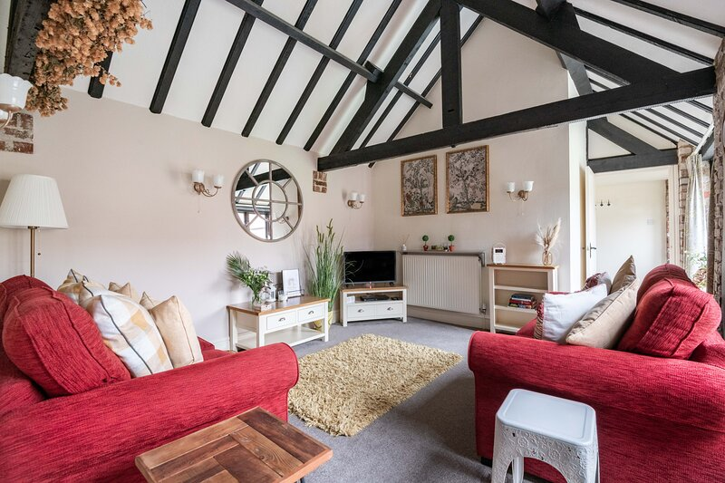 Cherry Cottage at Hill House Farm Cottages, casa vacanza a Kiplin