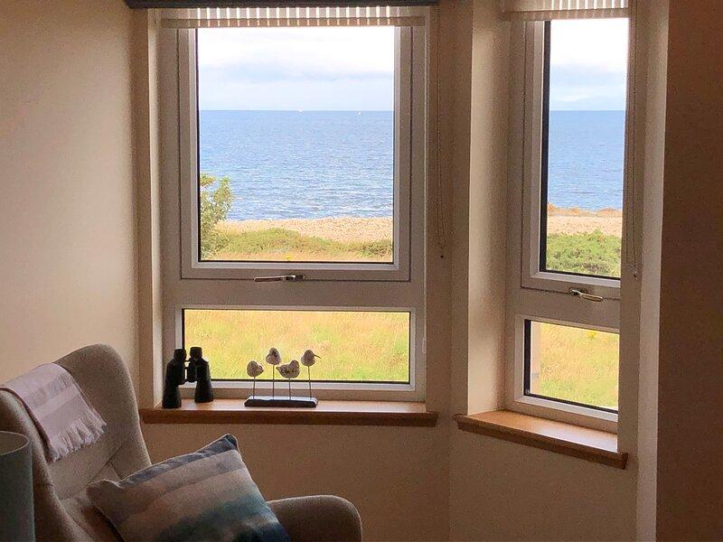 Seashore Apartment, Lossiemouth, alquiler de vacaciones en Lossiemouth
